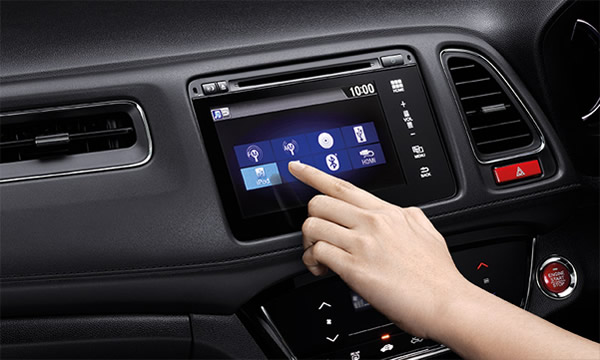 on Interior Honda Hr V